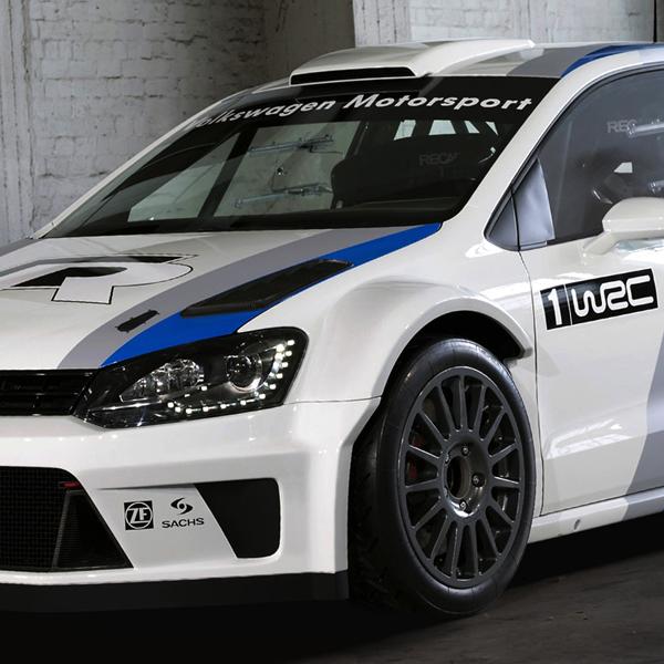 SACHS WRC POLO
