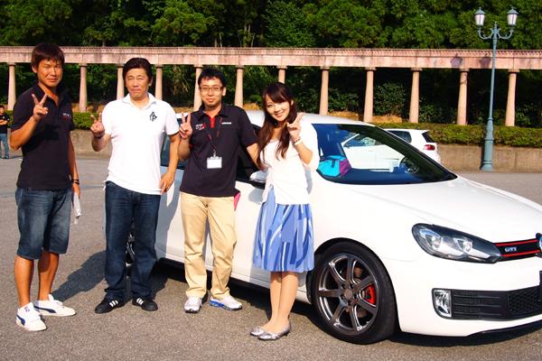 VW SPORT SACHS シュポルト 石川県 ヴェルナー