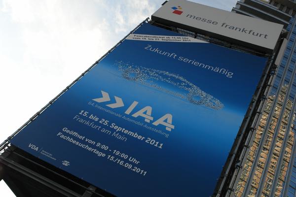 IAA 2011 ドイツ ヴェルナー ZF