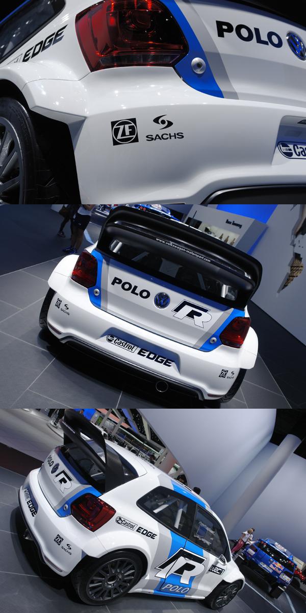VW POLO-R WRC SACHS WERNHER