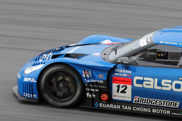 GT500 GTR SACHS インパル ヴェルナー