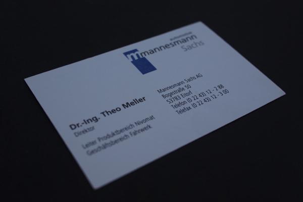 SACHS WERNHER Dr,Meller