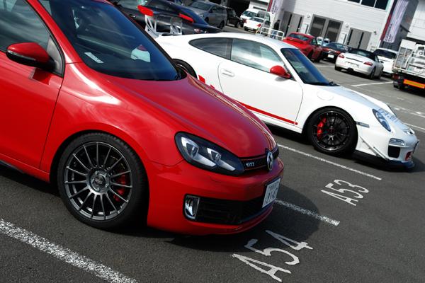 VW GOLF SACHS ザックスサスペンション
