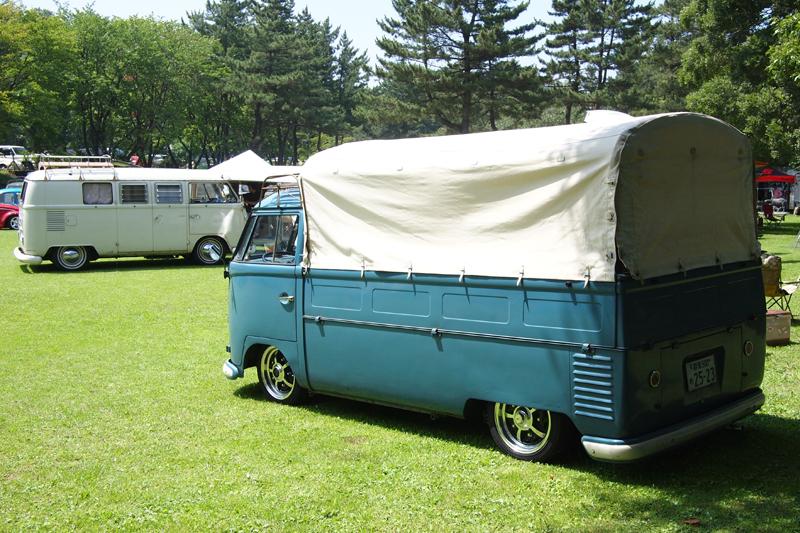 GO Mountain ゴーモーター 群馬 VW 空冷 BUS ヴェルナー
