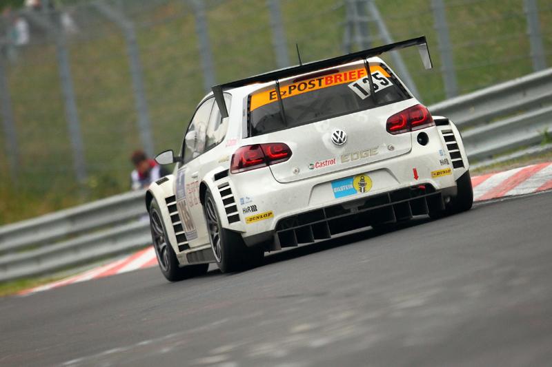 24h Nurburgring 2011 VW 35GTI SACHS WERNHER