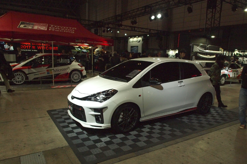 GRMN VITZ WRC SACHS ザックスサスペンション ヴィッツ 限定車