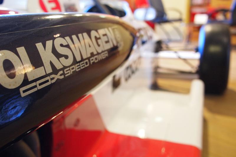 コックス COX VW MOTORSPORT WERNHER