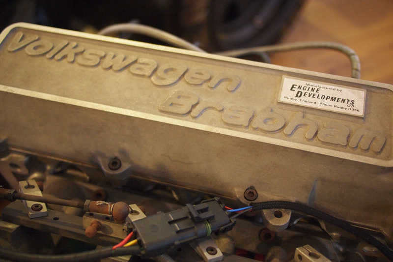 ブラバム コックス COX VW MOTORSPORT WERNHER
