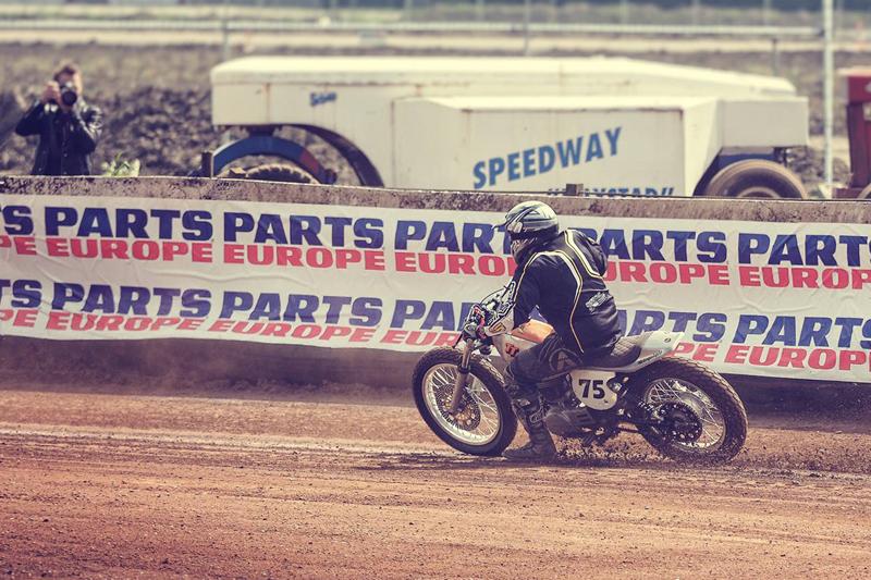 TT500 XT500 FLAT RACER WERNHER