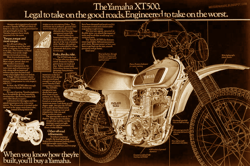 XT500 WERNHER SHOJI