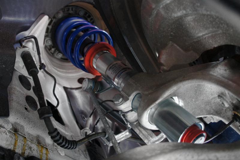 DORT SACHS BMW M3 F80 WERNHER ザックス パフォーマンスコイルオーバー サスペンション 車高調整 ドルト