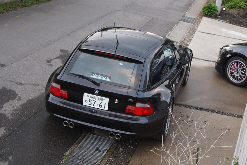 GYEON ジーオン洗車 BMW Z3M ヴェルナー