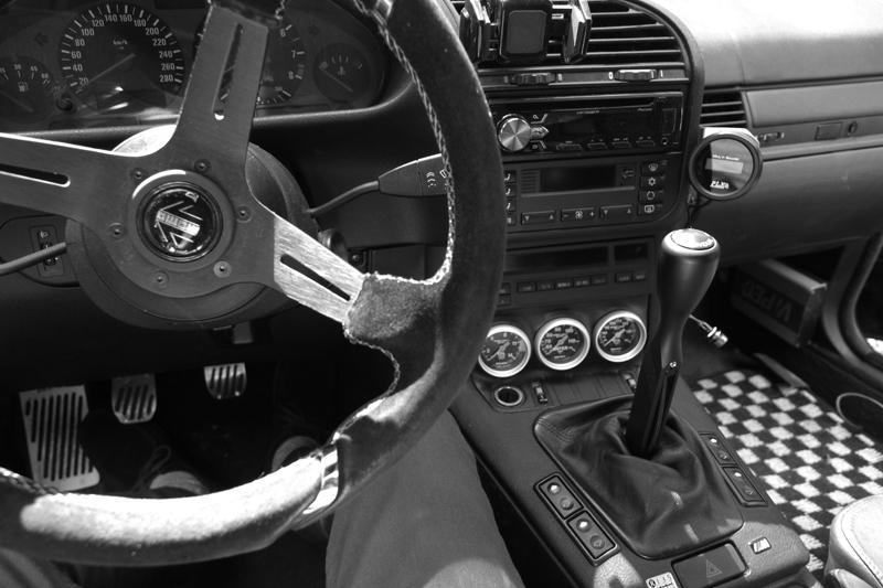IRP SPORT SHORT SHIFTER スポーツシフター BMW E36M3 WERNHER コシカワケンチク 越川建築 木こり