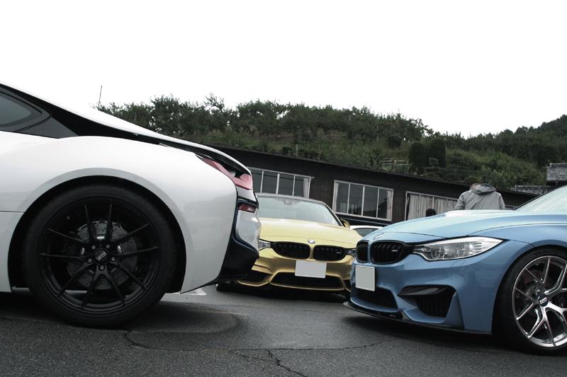ベイファール BMW SACHS WERNHER ヴェルナー