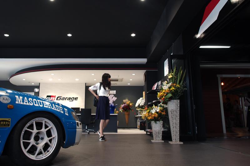 GR GAREAGE ガレージ ヨヨタカローラ栃木 つくるま工房 宇都宮 新井さん