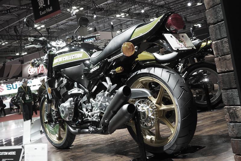 ドレミコレクション KAWASAKI Z900 WERNHER ヴェルナー 東京モーターショウ2017