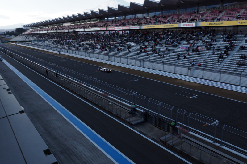 TGRF2017 トヨタガズーレーシングフェスティバル TS050 TMG