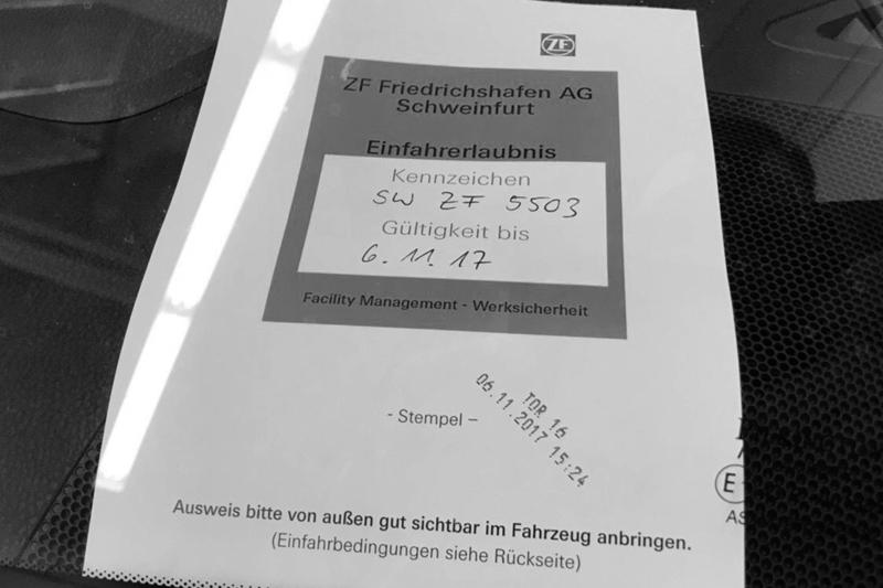SACHS GERMANY 86 TMG CS-V3 WERNHER