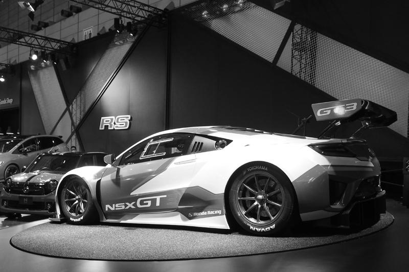 NSX GT3 SACHS DAMPER