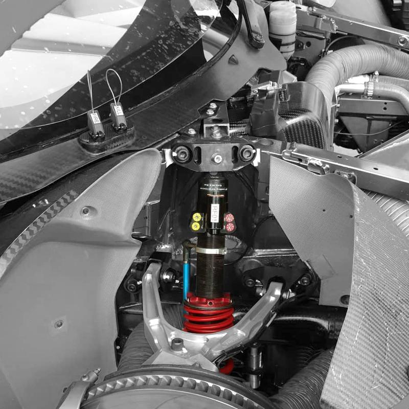 NSX GT3 SACHS ザックスダンパー