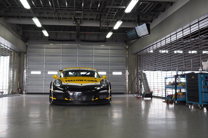 991GT3CUP SACHS YELLOWCORN