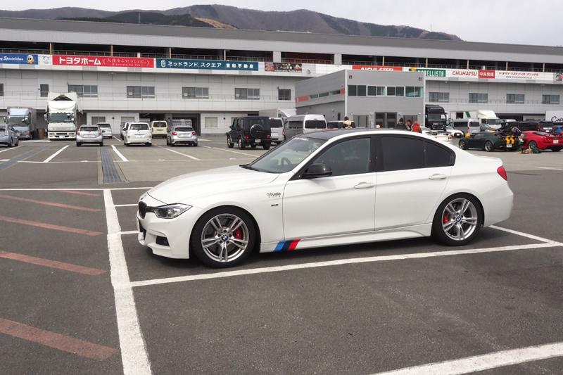 BMW F30/320 伊藤さん