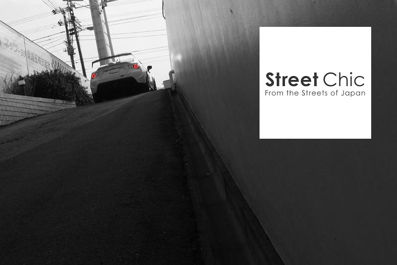 ブルーエリア 14R60 TRD SACHS ザックスレーシングダンパー 86 BRZ STREET CHIC ストリートシック ネッツ東埼玉