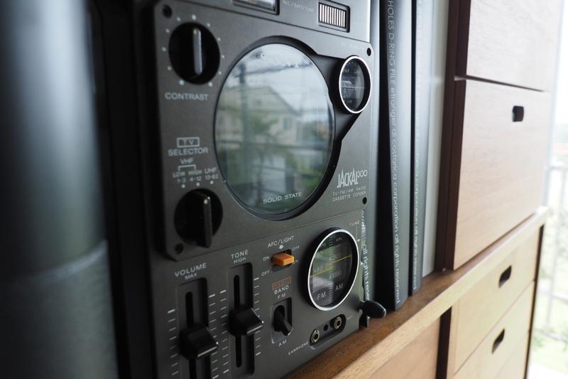 ソノー SONY ジャッカル300 ラテカセ