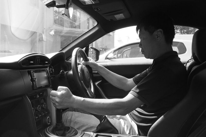 COX UP-GTI 86 SACHS WERNHER