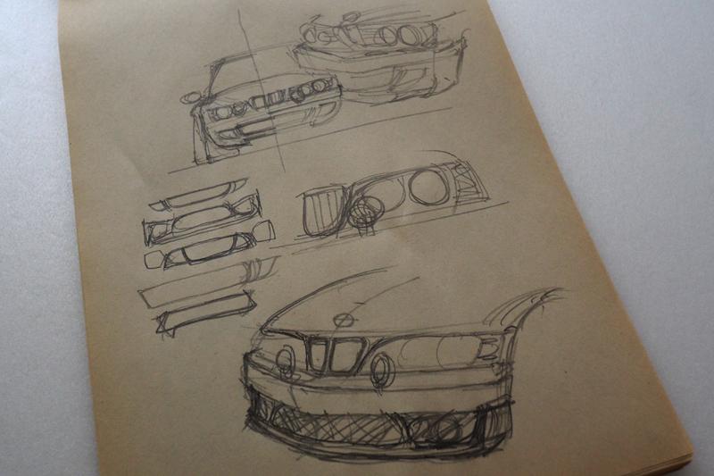 株式会社ヴェルナー BMW Z3M COUPE MODEFAI