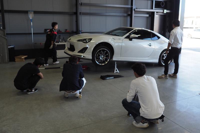 GR Garage長野 CPM 86 BRZ