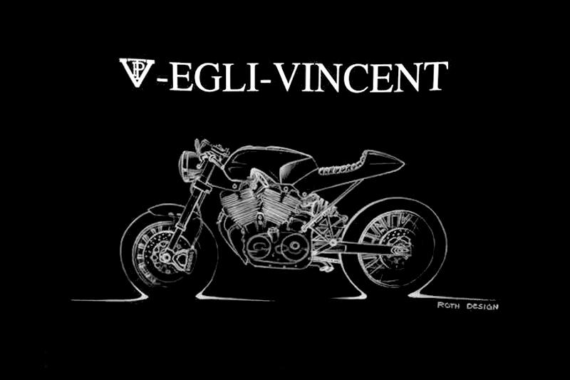 MRV1400 ヴィンセント エグリフレームキット
