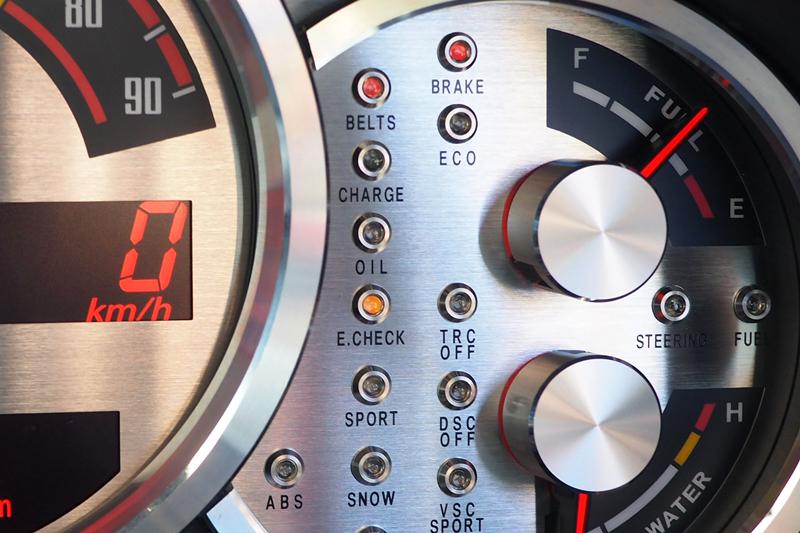 警告灯 消す 86 BRZ パーソナル診断機 8BIT 8ビット