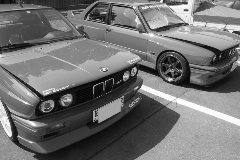 群馬 BMW E30M3