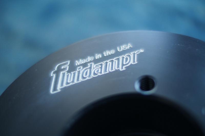 EA888 クランクプーリー フルーダンパー