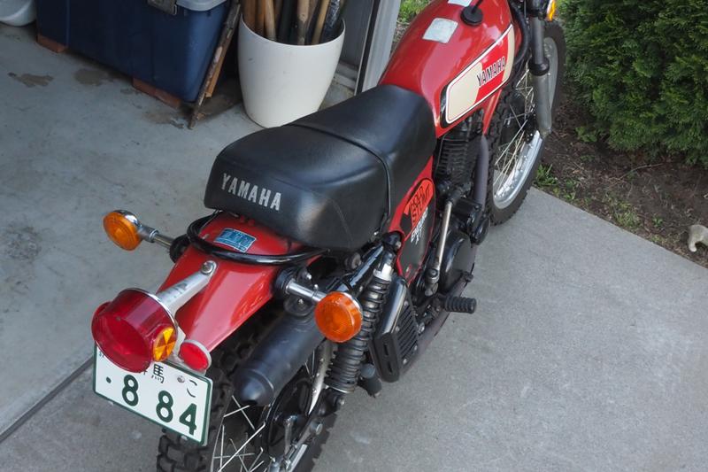XT500 YAMAHA