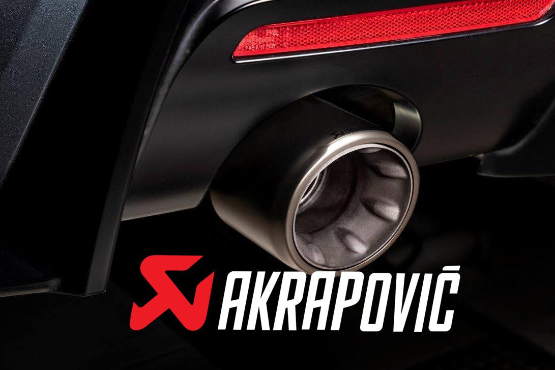 A90スープラ アクラポビッチ