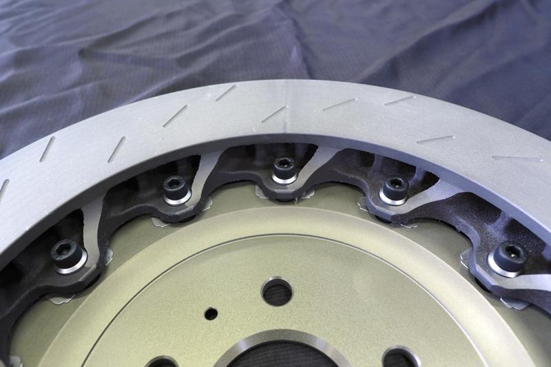 VWR レーシングライン フォルクスワーゲンレーシング 鍛造モノブロックブレーキ キャリパー