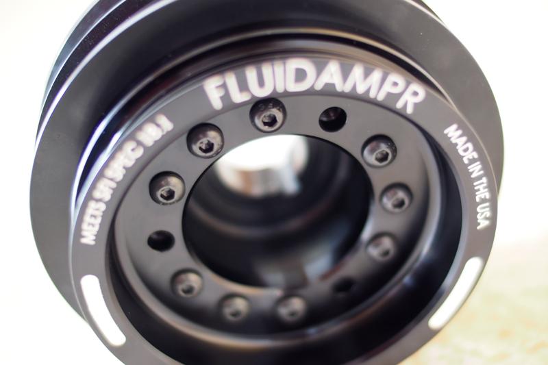 フルーダンパー クランクプーリー RB26DET