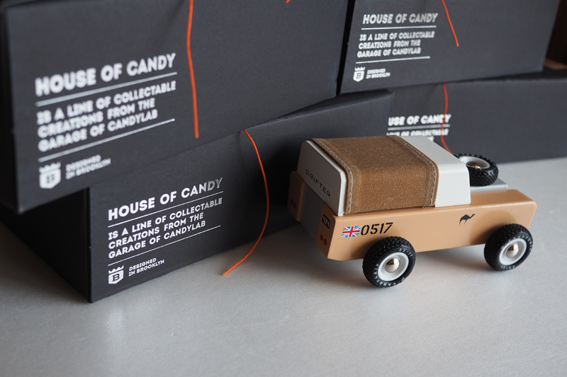 HOUSE OF CANDY TOY
