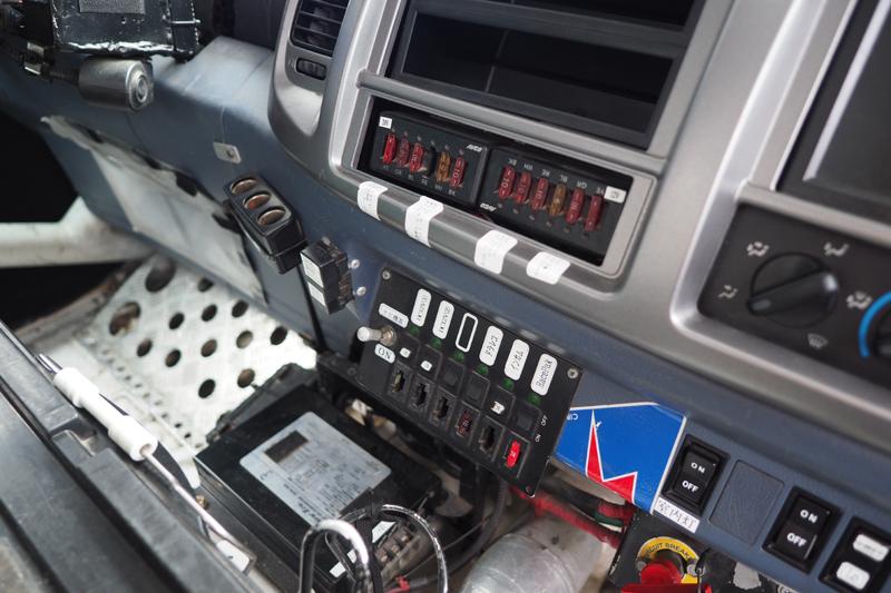 GPS 2019 日野トラック ダカールラリー リーガーダンパー