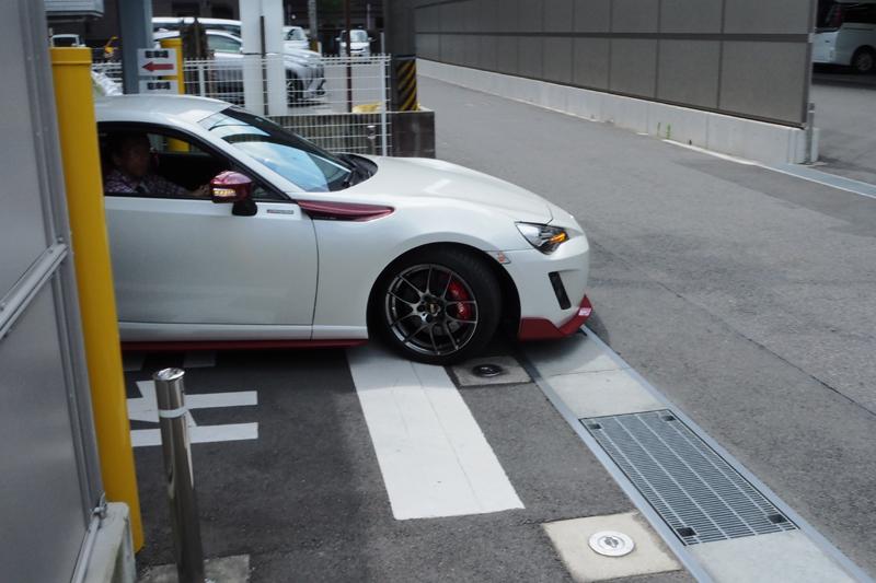 GRガレージ 豊田元町店 株式会社ヴェルナー 86 試乗会 ARMA アルマブレーキ