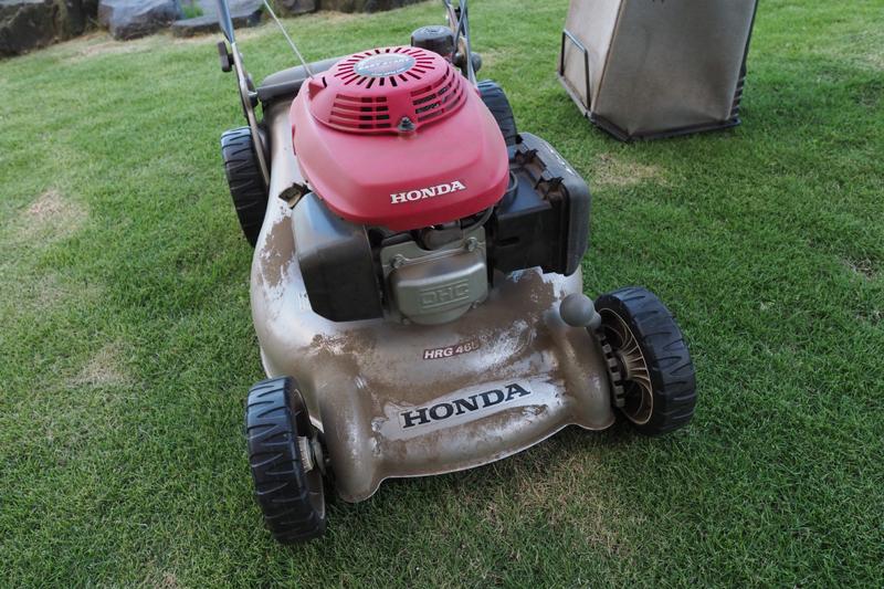 HONDA HRG 465
