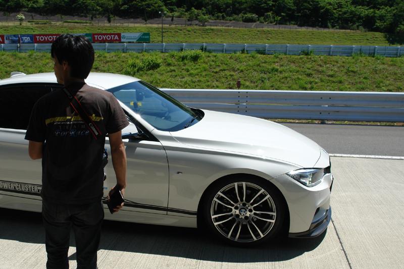 ザックスパフォーマンスコイルオーバー BMW F30 F31