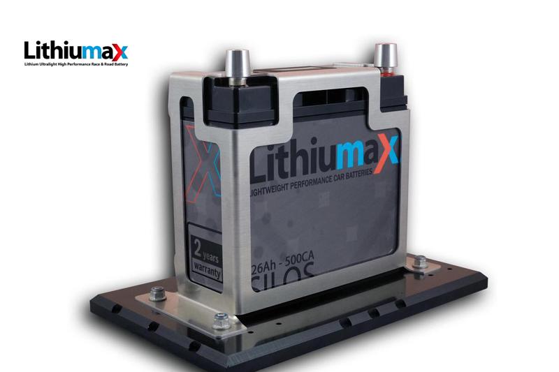 リチウムバッテリー 超軽量 リチウマックス LITHIUMAX