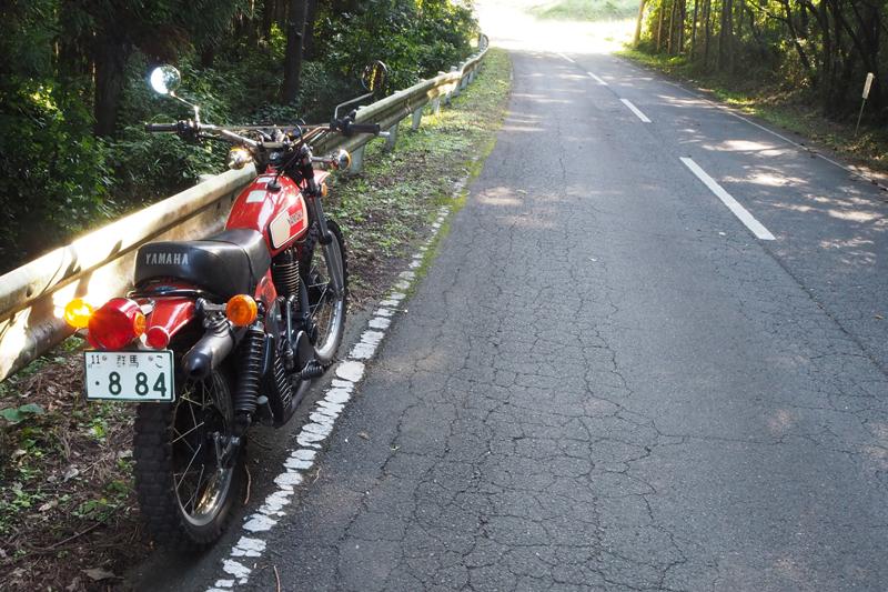 ヤマハ XT500 YAMAHA TT500