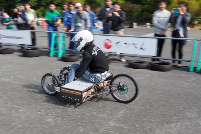 ゴム動力自動車コンテスト 群馬 高崎