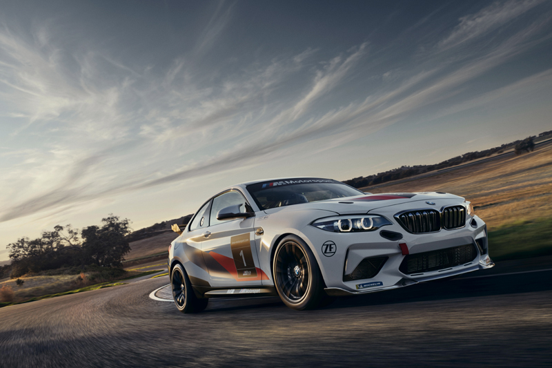 BMW M2CS RACING SACHS WERNHER
