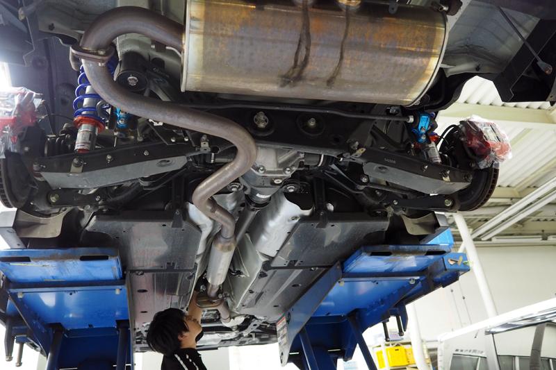 86 TRD14R SACHS PERFORMANCE ザックスパフォーマンスコイルオーバー 車高調整 ヴェルナー
