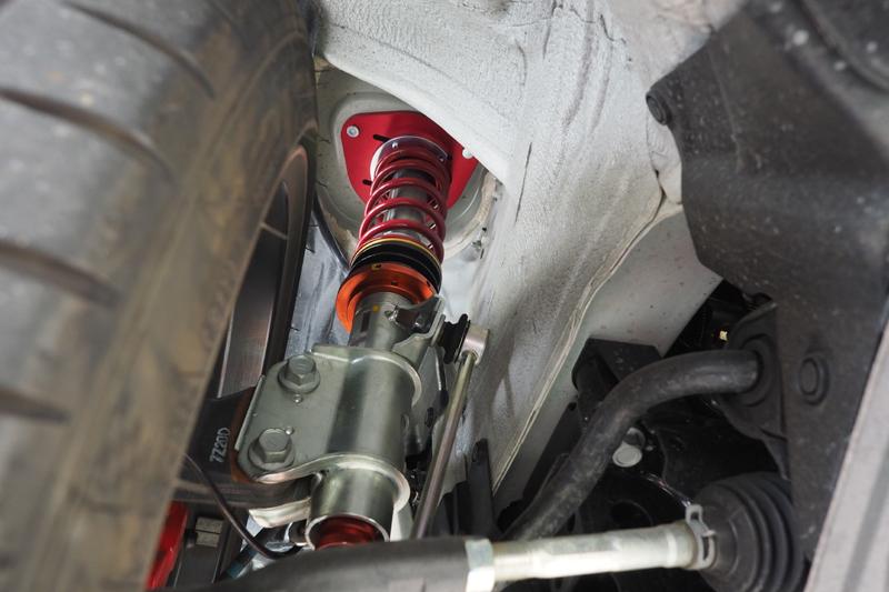 GRガレージネッツ群馬 GR86 SACHS PERFORMANCE COILOVER EIBACH ERS ザックスパフォーマンスコイルオーバーサスペンション ザックス車高調整
